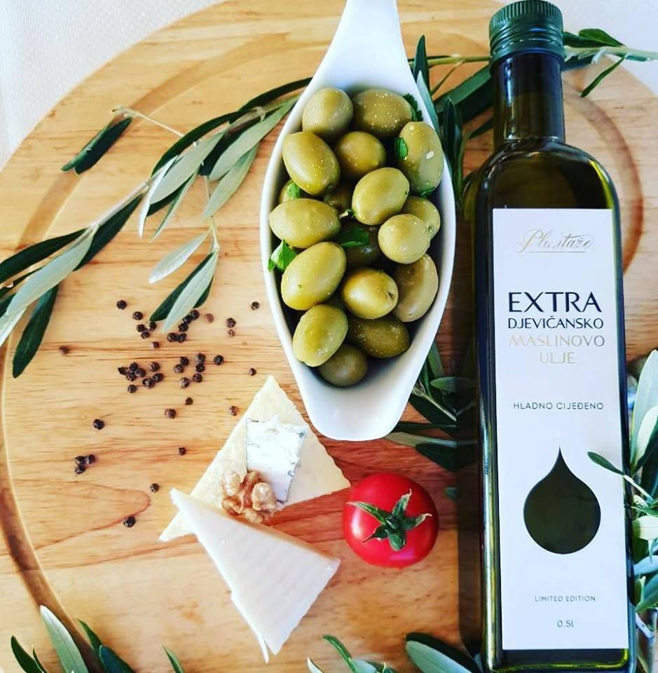 Nagrade za maslinovo ulje iz Plantaža
