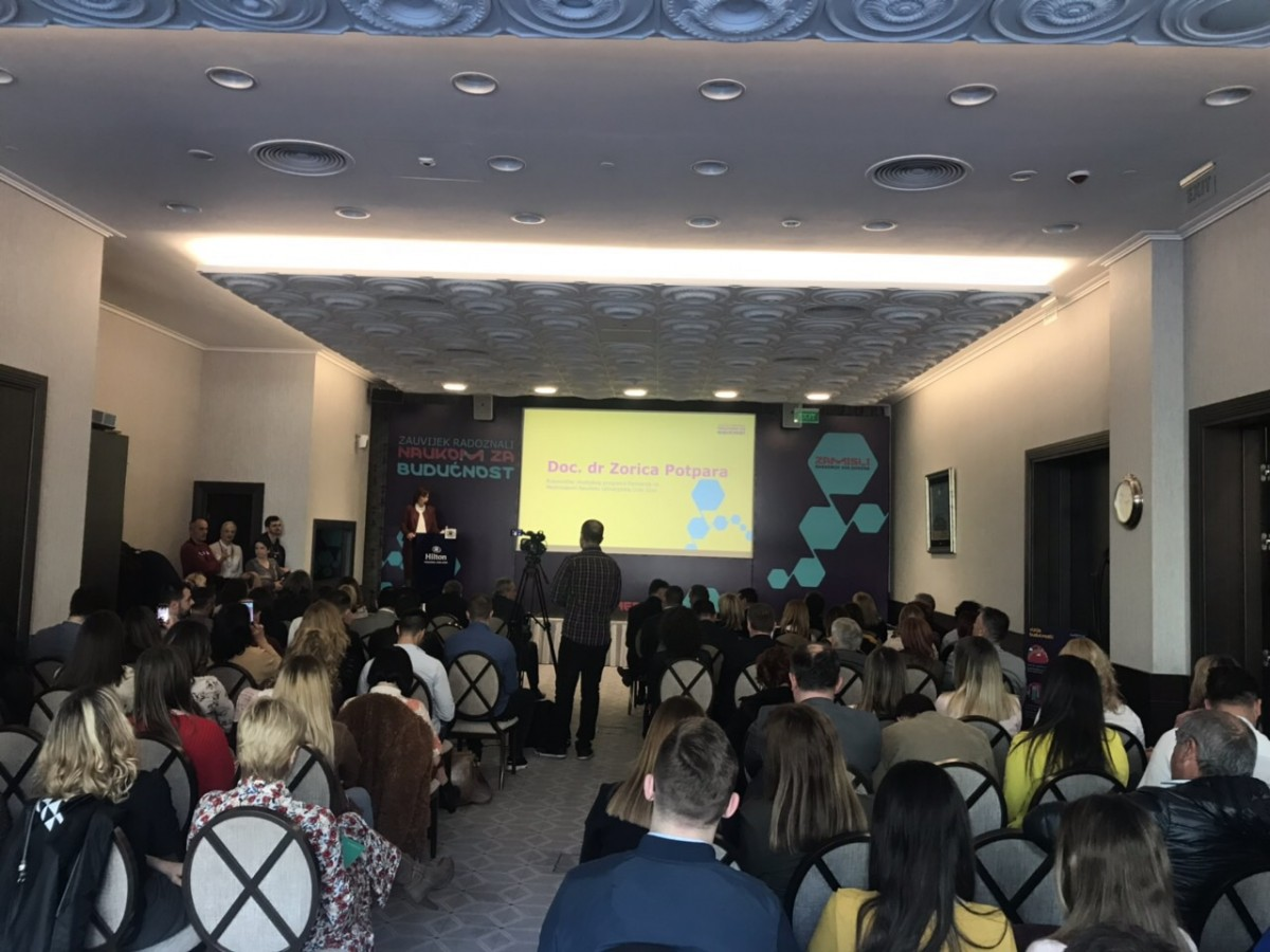 Одржана конференција посвећена развоју науке ЗАУВИЈЕК РАДОЗНАЛИ – НАУКОМ ЗА БУДУЋНОСТ