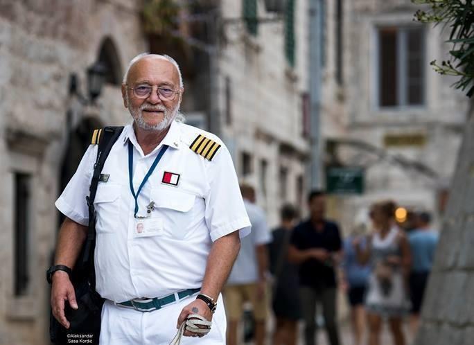 Marijan Brajac Maro, kapetan opasnog broda: Život je more