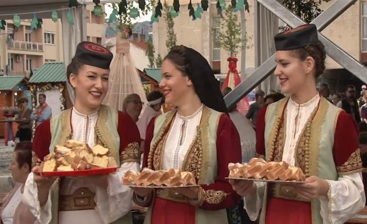 """""""Дан патишпања"""" на Подгоричком прољећном пазару"""