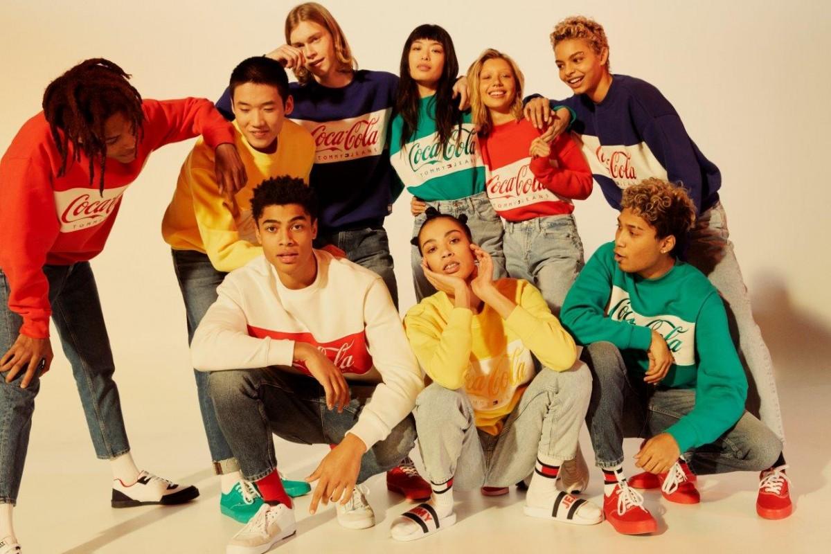Inspirisani Coca-Cola® kolekcijom odjeće iz 1986. godine