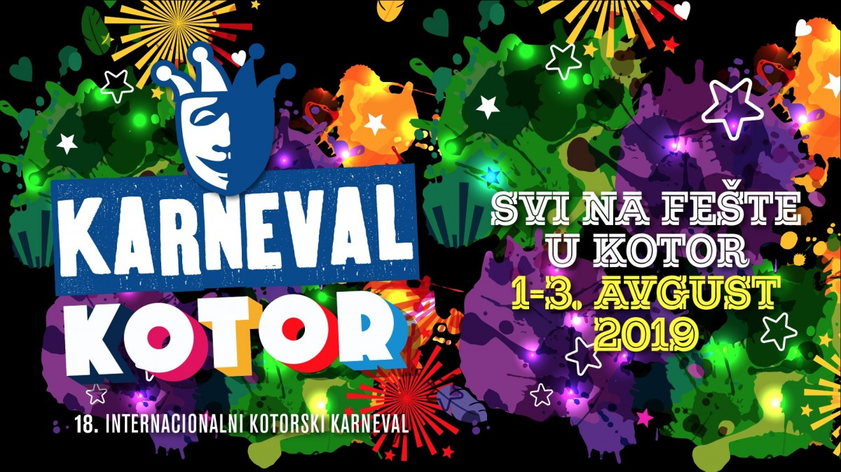 18. Internacionalni ljetnji Kotorski karneval