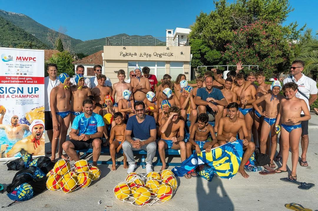 Drugi Internacionalni Montenegro Water Polo Camp