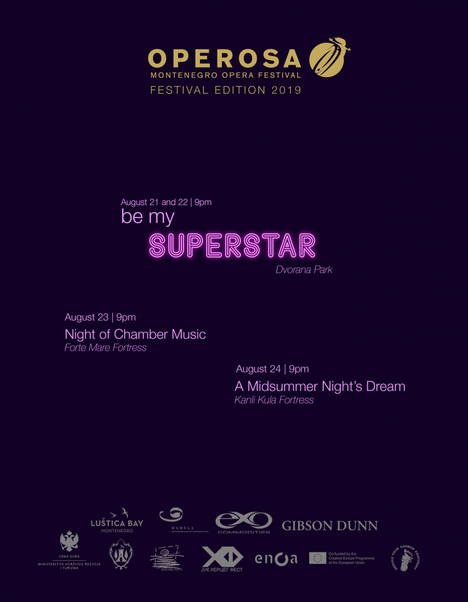 Svetska premijera Be My Superstar opere | OMOF 2019