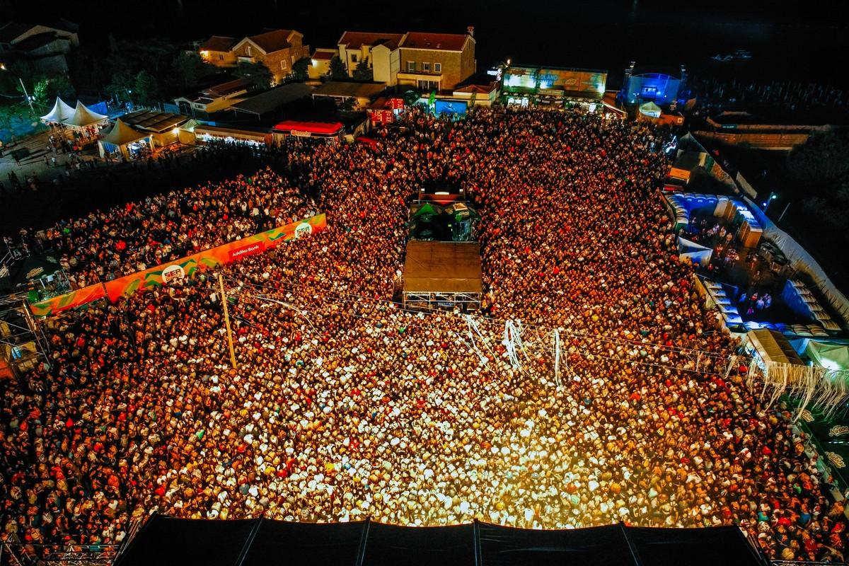 Istorijski nastup Davida Guette sinoć označio početak nove ere za Sea Dance Festival!