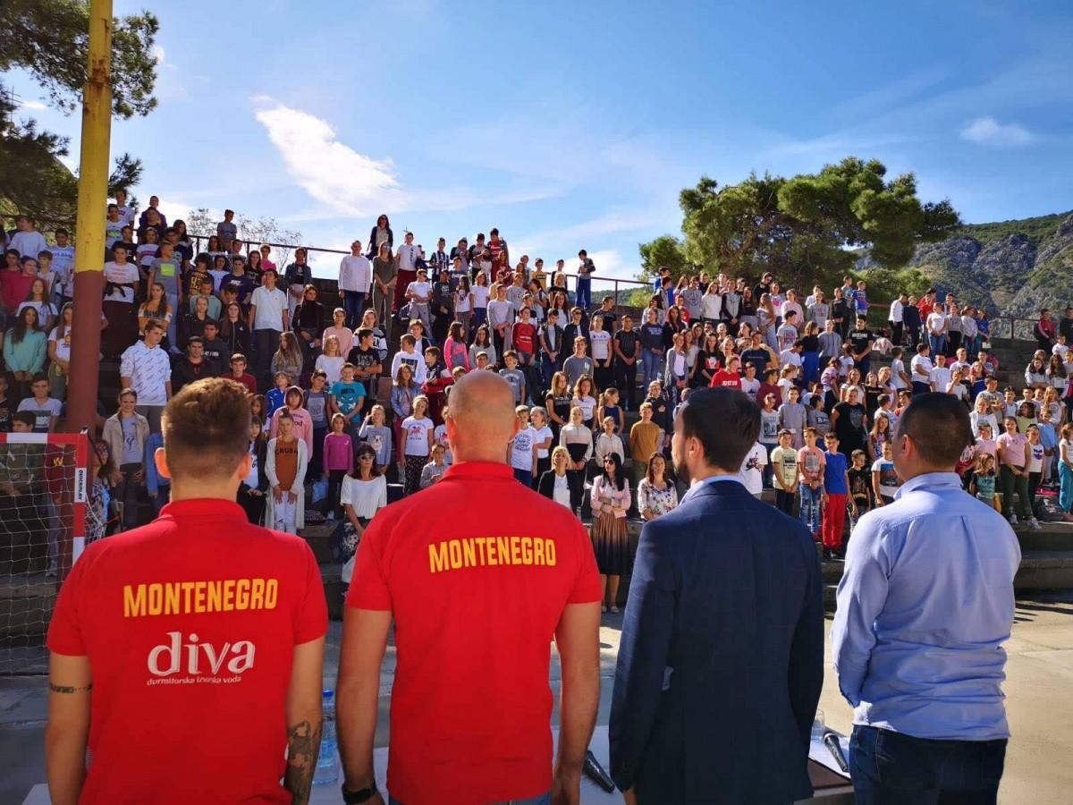 Sportski dan u Kotoru