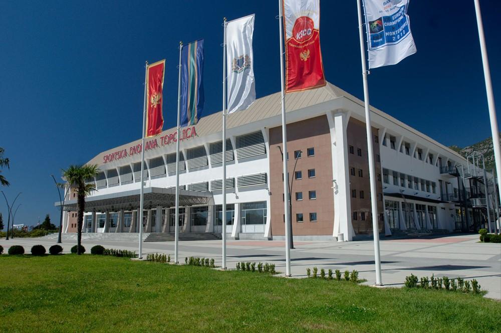 Prva dvorana u Crnoj Gori sa najsavremenijim video monitorima