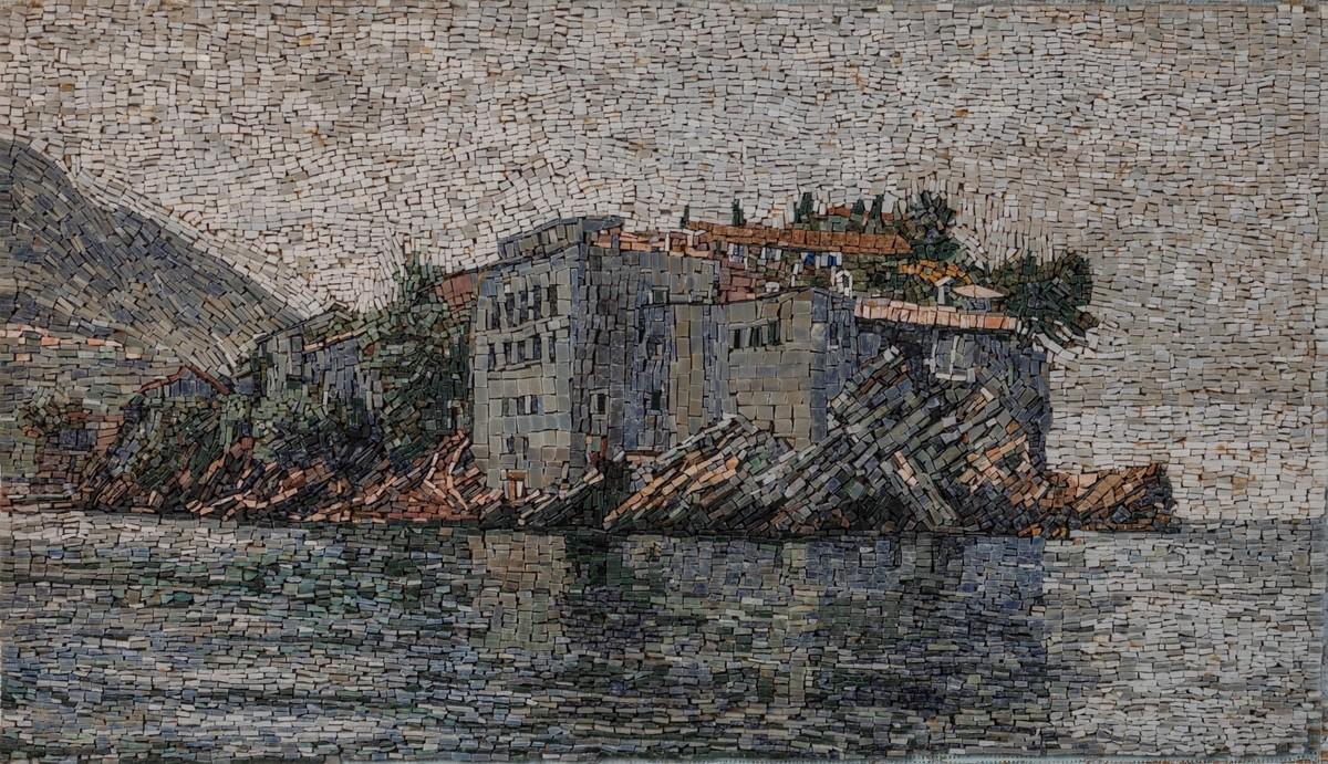 """Izložba mozaika Jovana Pake Kentere pod nazivom """"Petrovcu"""""""