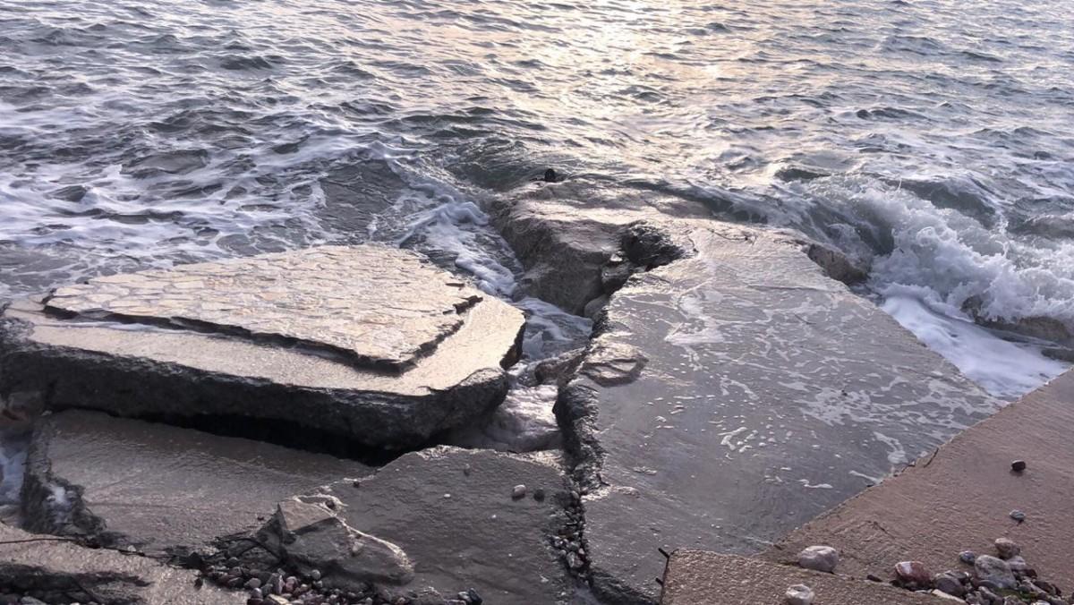 Veliko nevrijeme devastiralo jednu od najljepših plaža