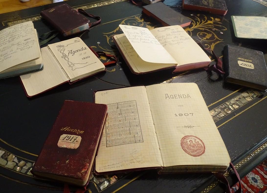 Dnevnici princeze Ksenije biće izloženi u Narodnom muzeju Crne Gore