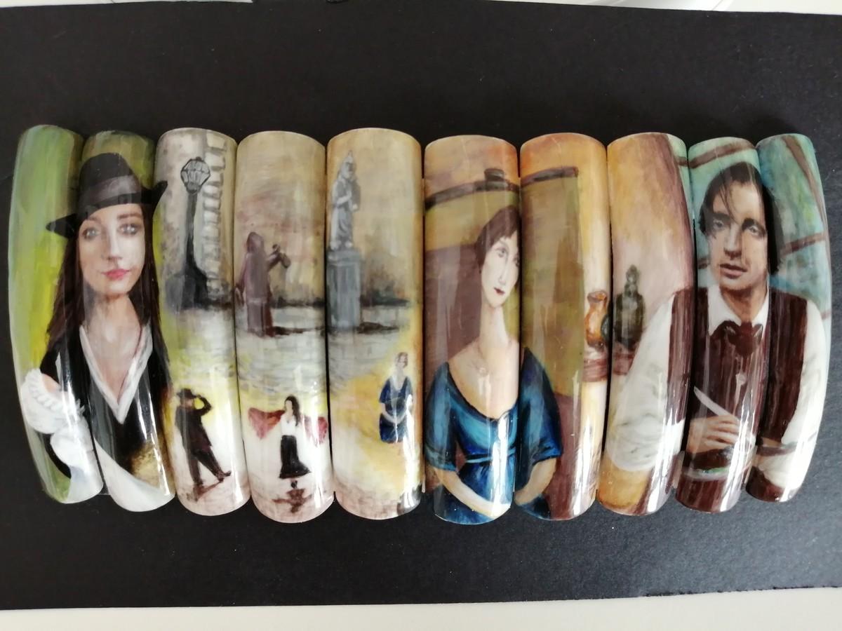 Evropsko takmičenje u nail artu – Mijanović dobitnica prvog mjesta u master kategoriji