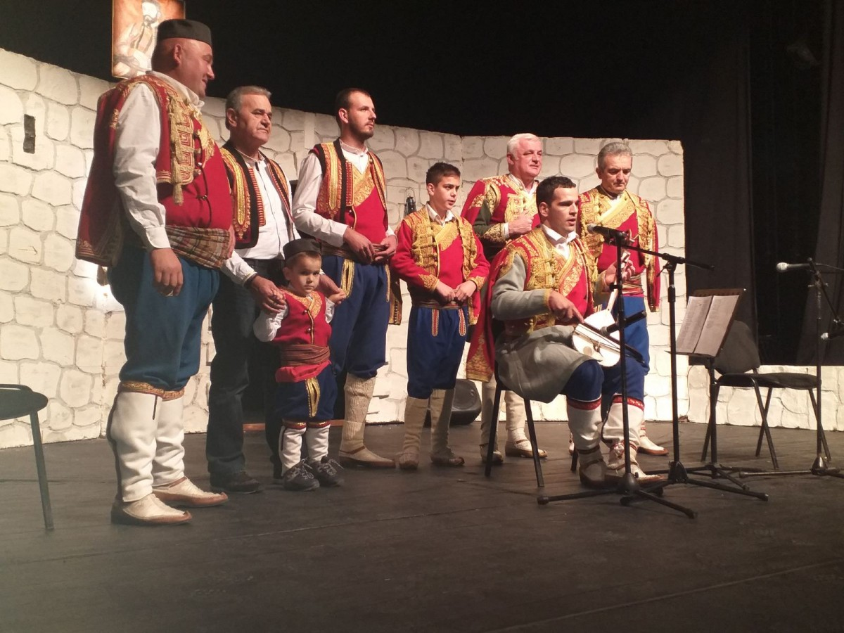 Njegoševa noć skuplja vijeka – humanitarno guslarsko veče