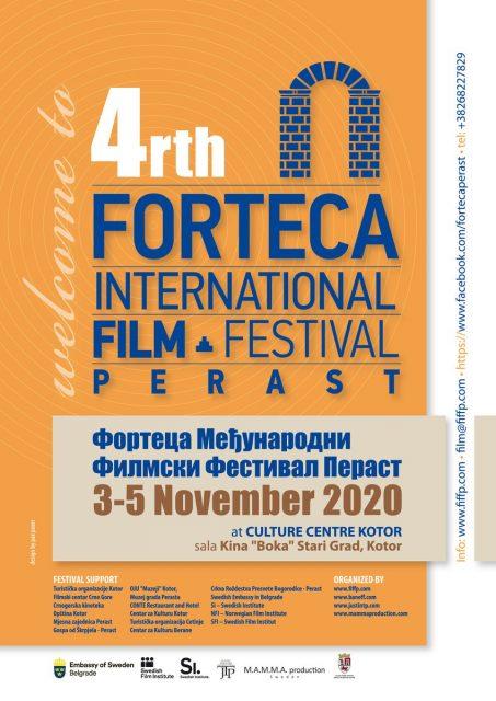 """IV Forteca Film Festival Perast u kinu """"Boka"""" u Kotoru"""