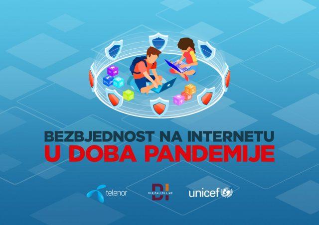 Bezbjednost na Internetu u doba pandemije COVID-a-19